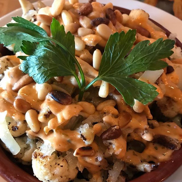 One of Our Bistro Favorites _Roasted Cau