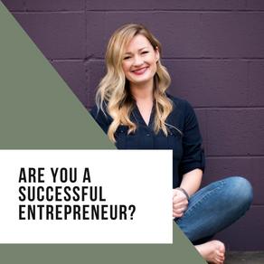 Are You a Successful Entrepreneur?