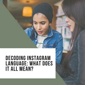 Decoding Instagram Language: What does it all mean?