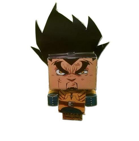 Paper Toy Arkais