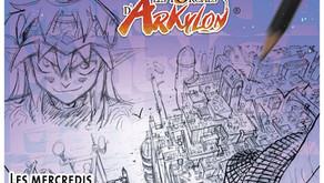 Reprise des cours Manga-BD