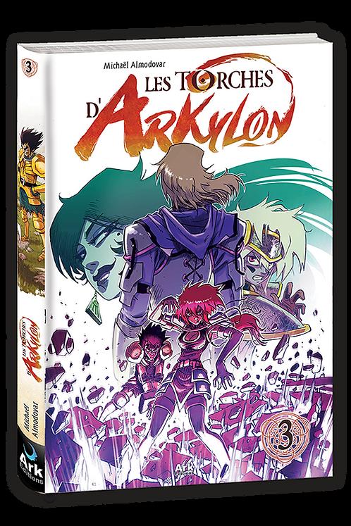Les Torches d'Arkylon tome 3