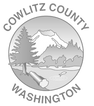 Cowlitz County Washington Logo
