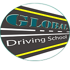 Global driving school dublin logo