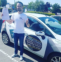4 global driving school student passed d