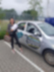 5 global driving school student passed d