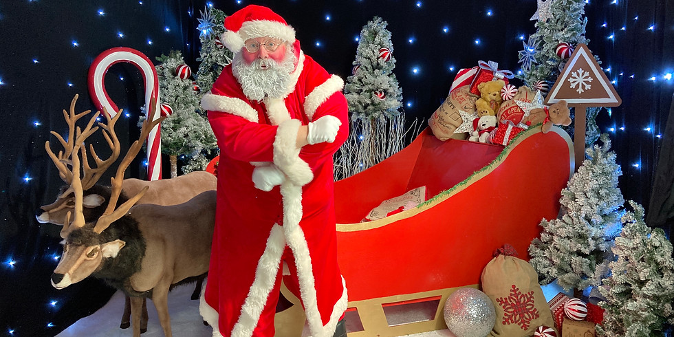 Father Christmas Storytelling - Story A