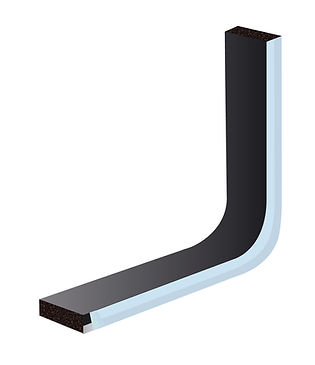 Thermoflex is a more thermally efficient warm edge spacer