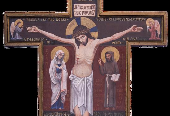 Cristo del Obispado de Villarrica