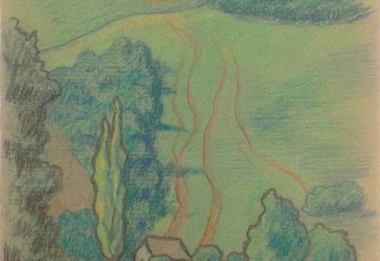 Al pie del monte. Purulón. 1 de abril de 1938