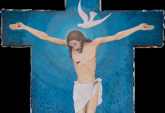Cristo de la capilla del Espíritu Santo. Osorno