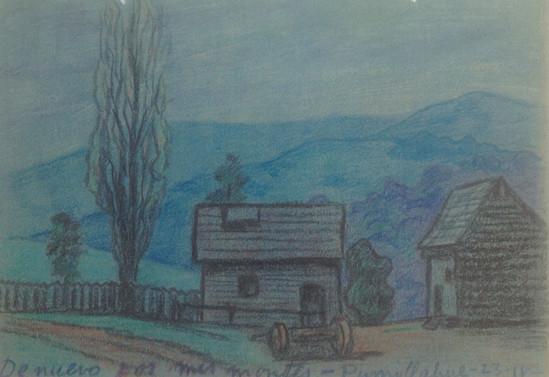 De nuevo por mis montes. Pumillahue, Quilche, Araucanía