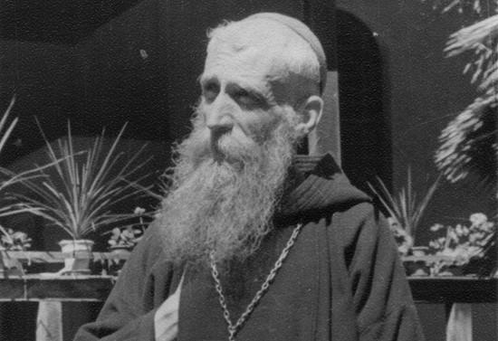 Monseñor Francisco Valdés hacia 1970
