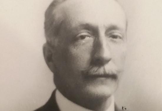 Retrato de Horacio Valdés Ortúzar. Hacia 1935