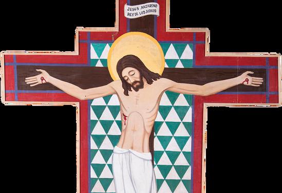 Cristo de Bahía Mansa. Capilla San Pedro de Bahía Mansa, San Juan de la Costa, Osorno