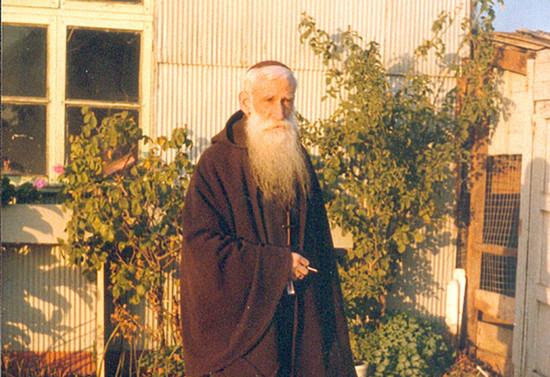 Monseñor Valdés en Villarica. 1981