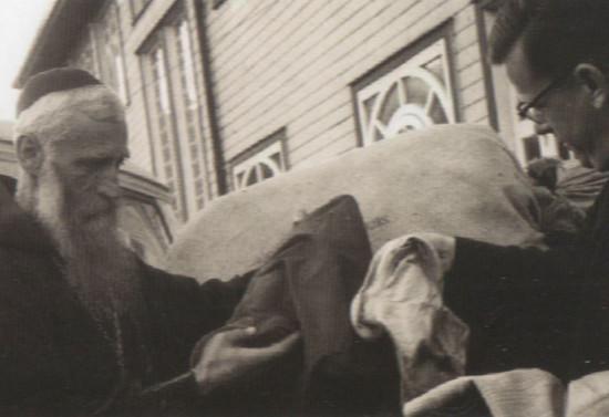 Apoyo a damnificados del terremoto, 1960