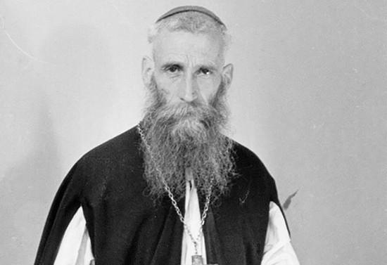 Monseñor Francisco Valdés el día de su Consagración Episcopal. Octubre de 1956