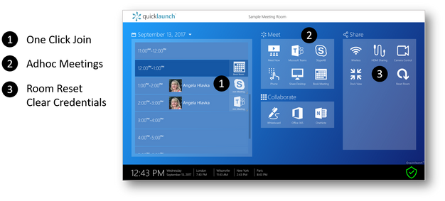 Quicklaunch Supports Both Skype for Business and Microsoft Teams