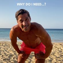 WHY DO I NEED...!?