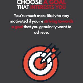 Goal Setting from the Heart