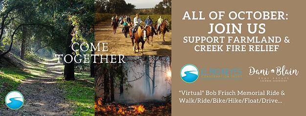 October_ Support Farmland & Creek Fire R