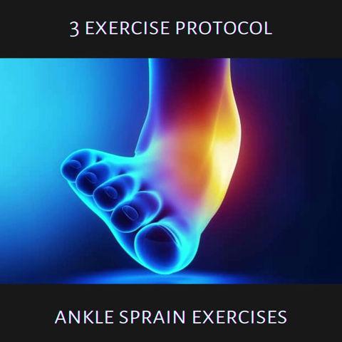 Exercise Protocols: Ankle Sprain Strength