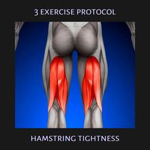 Exercise Protocols: Hamstring Tightness