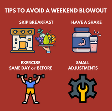 Tips On Avoiding A Blowout Of A Weekend