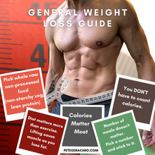 General Weight Loss Guide