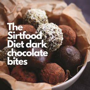 Sirtfood Diet Dark Choc Snack Bites