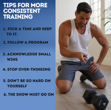 Tips for More Consistent Training