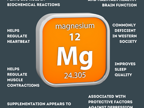 What Are The Benefits of Magnesium?
