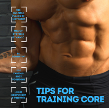 Top Tips For Core Training