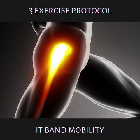 Exercise Protocols: IT-Band Mobility