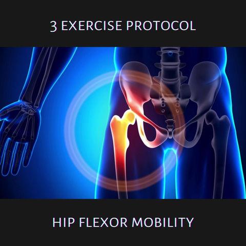 Exercise Protocols: Hip Flexor Mobility