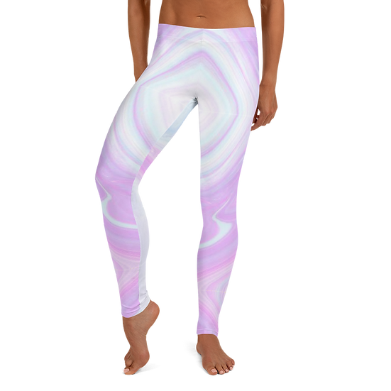 LONG LEGGINGS -CANDY SWIRL