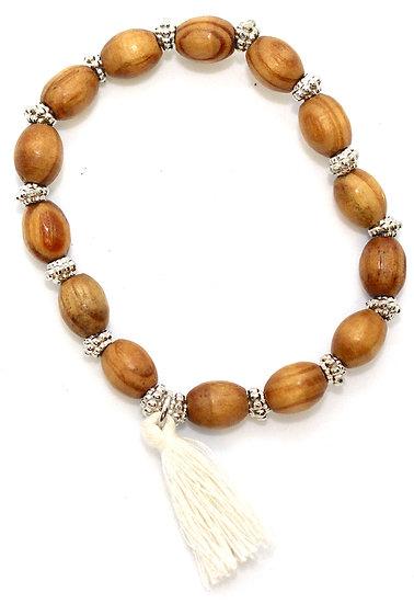 IMPSMMJB119 - Wood Bracelet