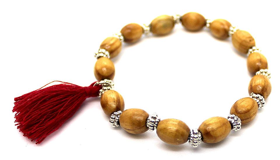 IMPSMMJB117 - Wood Bracelet