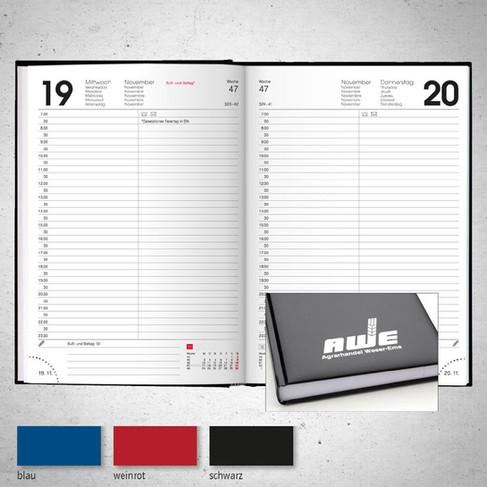 Buchkalender Sportiv I Modell 795
