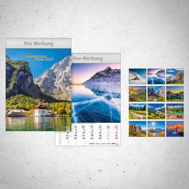Sonnentage Alpen I Artikel-Nr. 415