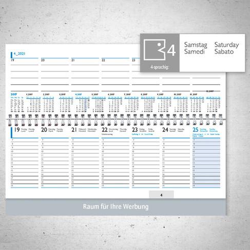 Tischkalender I Modell 779