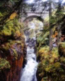 cascades du pont d'Espagne à Cauterets
