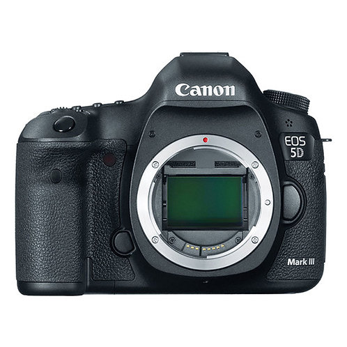 Canon 5D Mark III DSLR with AC Power Supply