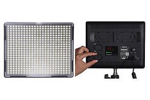 Gear-Aputure-Amaran-AL-528C-Bi-Color-LED