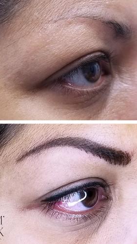 Eyelash Enhancement & Combination Brow