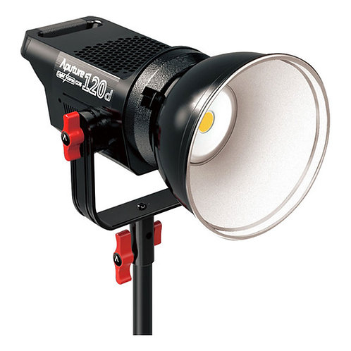Aputure Light Storm LS C120d Daylight LED Light Kit with V-Mount Battery Plate