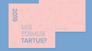 What Takes Place In Tartu? 2019