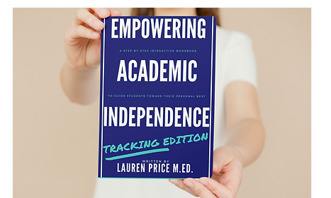 Empowering Academic Independence: Tracking Edition