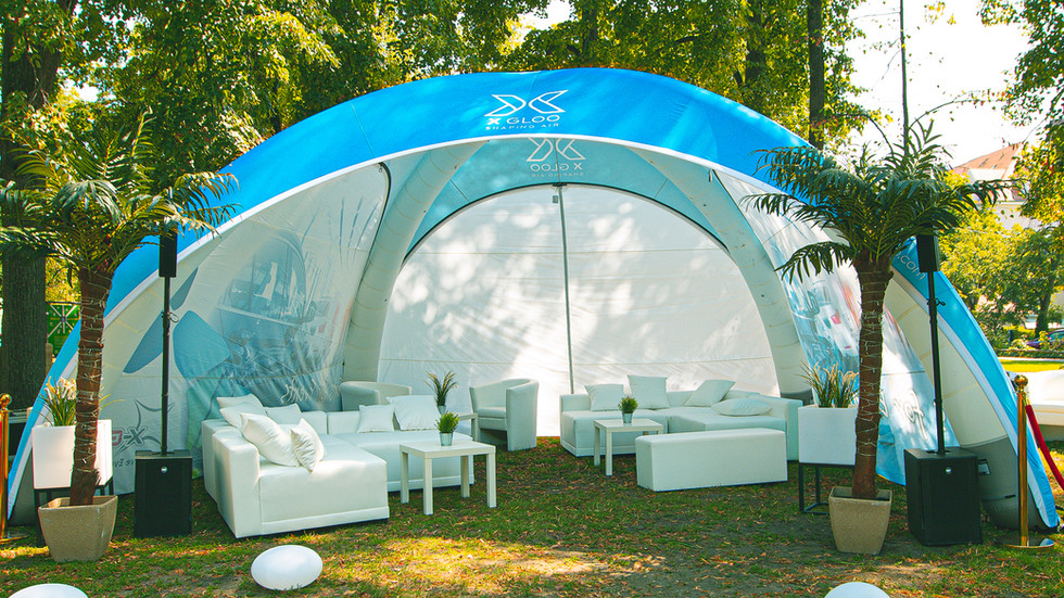 White Lounge MIX Edel
